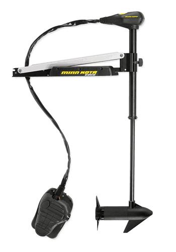 MinnKota Edge 45 Bowmount Foot Control Trolling Motor