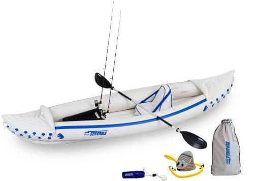 Sea Eagle SE 370 Sport edition fishing kayak