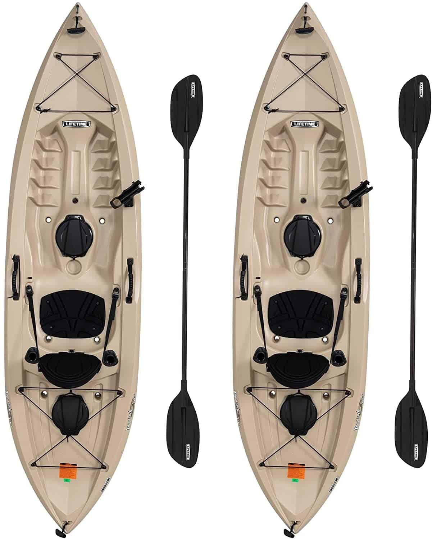 Tamarack Fishing Kayak by Lifetime