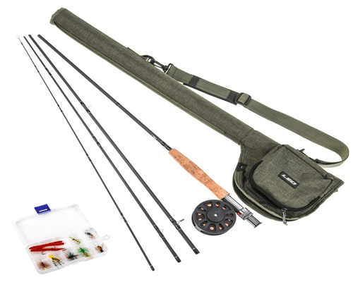 Lixada Fishing Rod Case