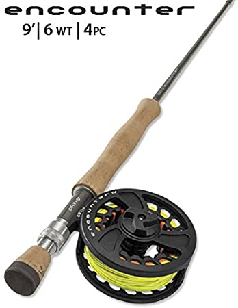 Orvis 9-foot Fly Fishing Combo by Orvis