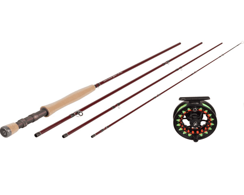 Scientific Anglers Ampere Outfit Complete Rod