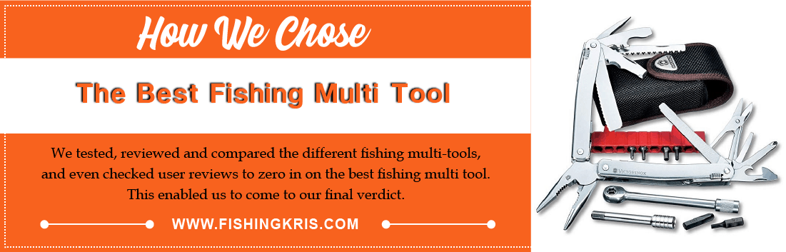 the best multi fishing tool info