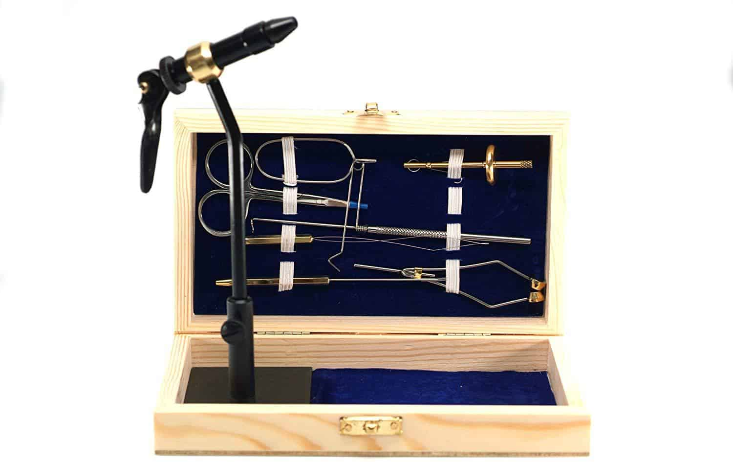 S.F. Products Standard Fly Tying Tool Kit