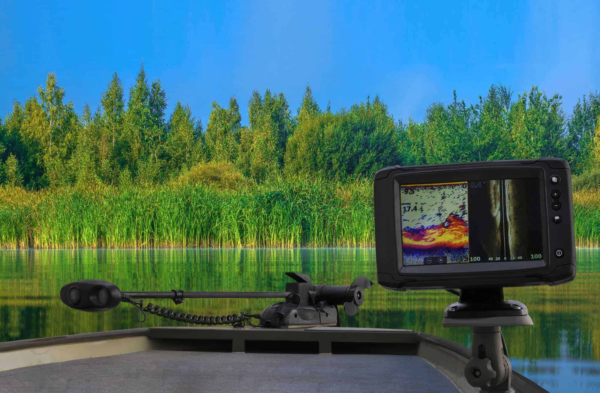 5 best fish finder for kayak