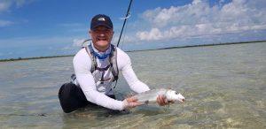 FishingKris at Bahamas after Bonefish