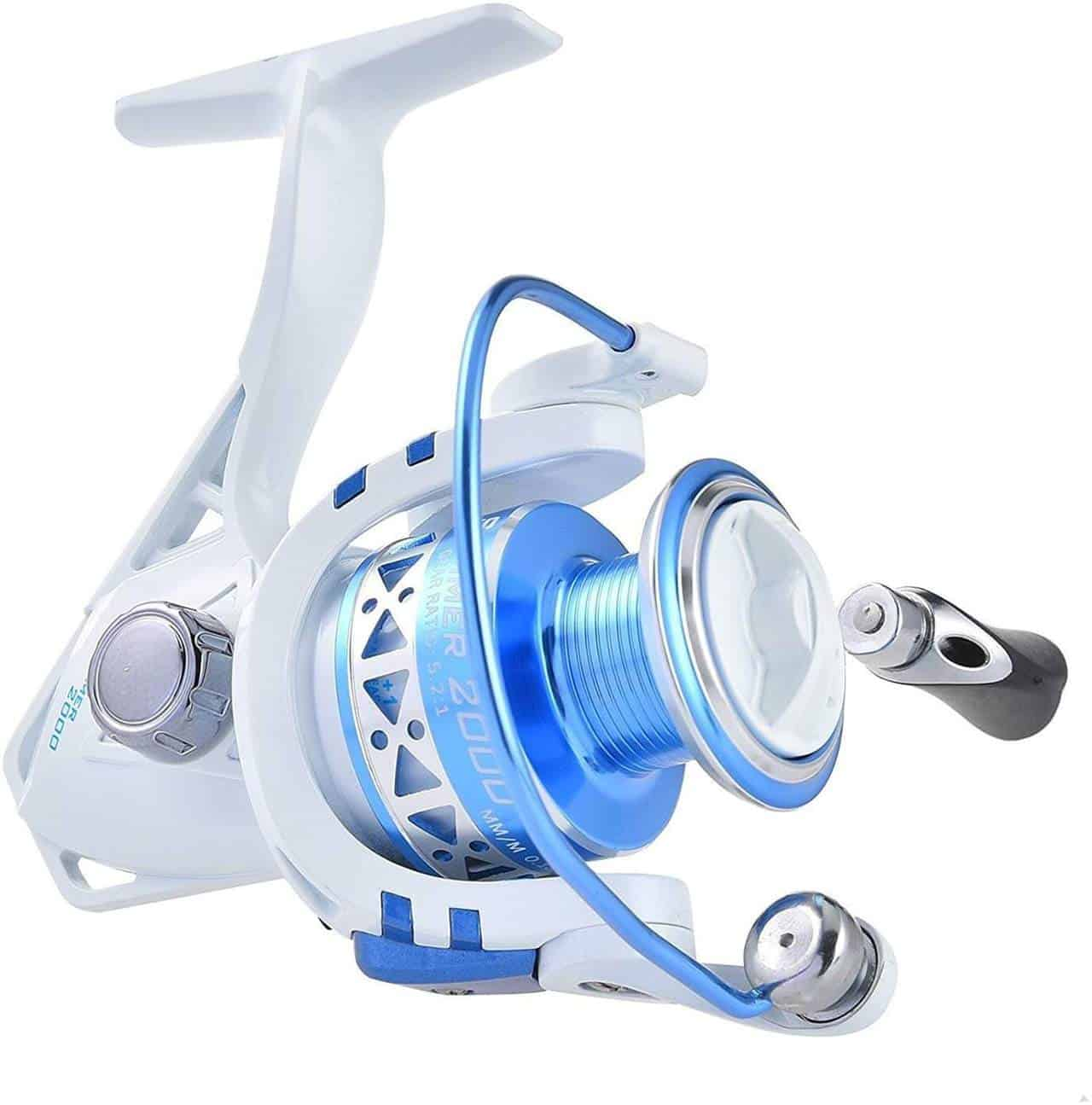 KastKing Summer and Centron Spinning Reels Review