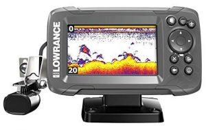 Lowrance Hook 4x - Best Fish Finders for Kayak