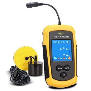 Lucky portable fishing sonar