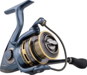 Pflueger President Ultralight Spinning Fishing Reel