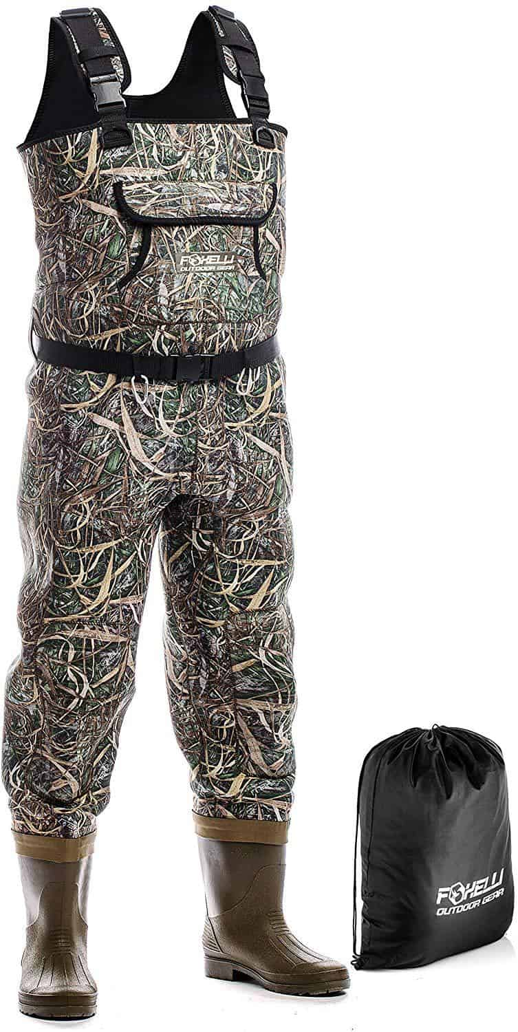 Fly Fishing Wader by Foxelli