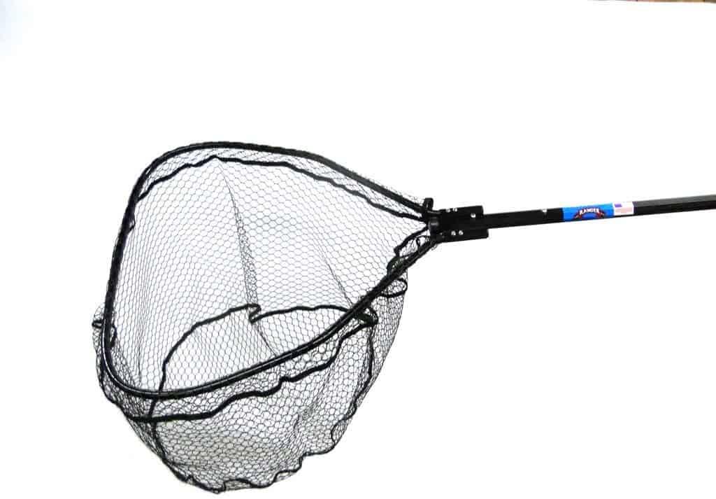 Ranger Nets Knotless Rubber Fishing Net