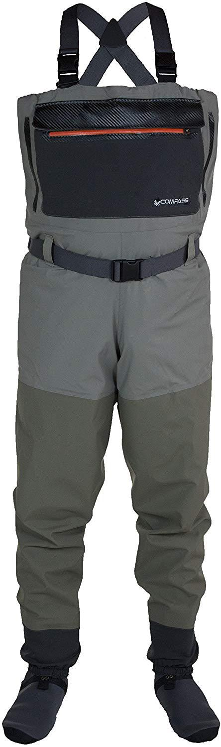 Tailwater Fly Fishing Wader by Compass 360