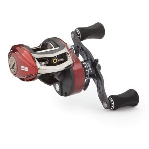 Abu Garcia Revo Rocket Low Profile Baitcast Fishing Reel - The Best Baitcasting Reel for Redfish