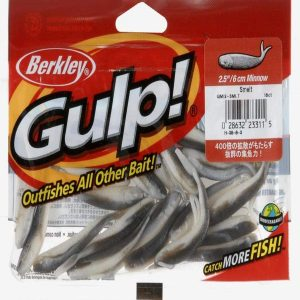 Berkeley Gulp! trout lure