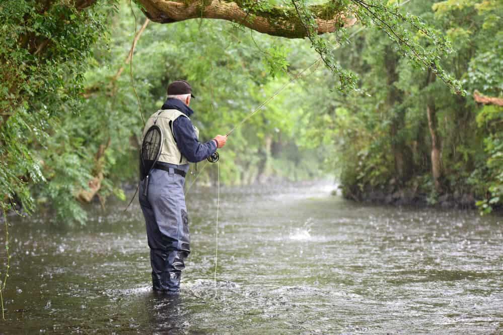 Best breathable rain gear for fishing