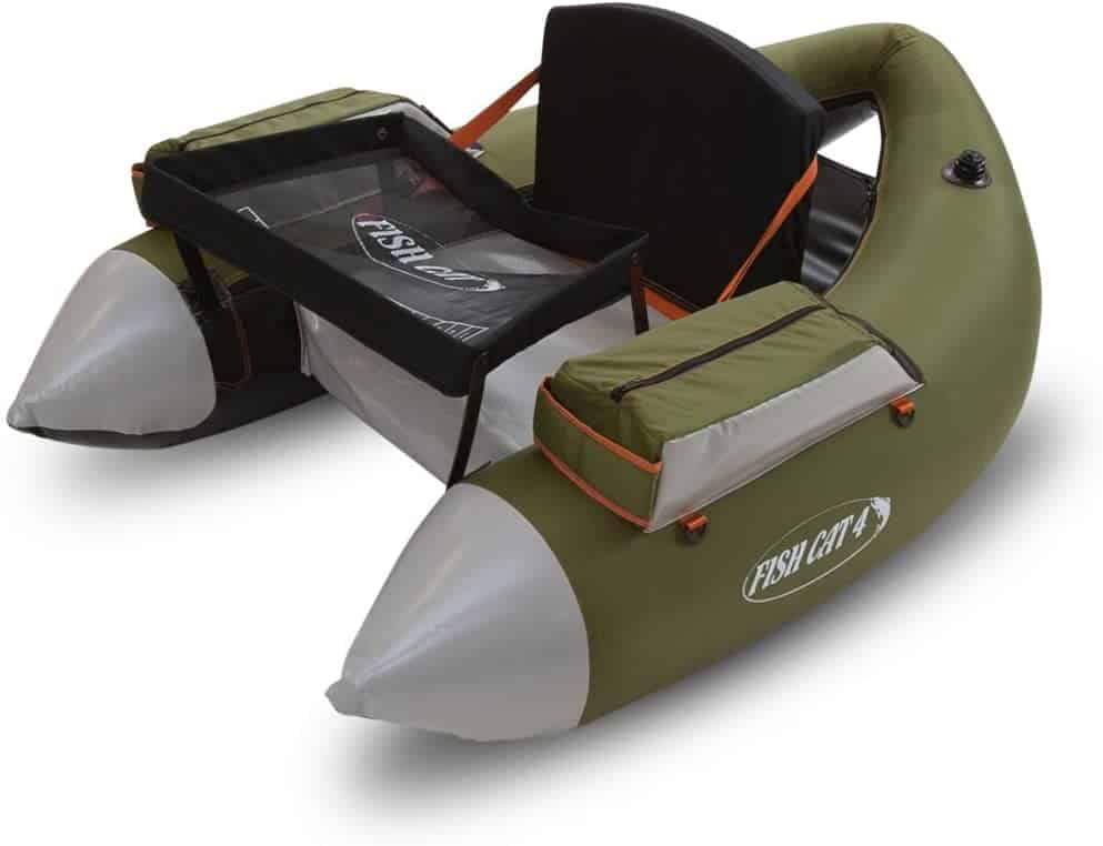 Fishcat 4-LCS Fishing Float Tube By Outcast Boats