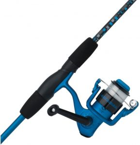 Fishing Rod and Reel Combo for beginners by Shakespeare