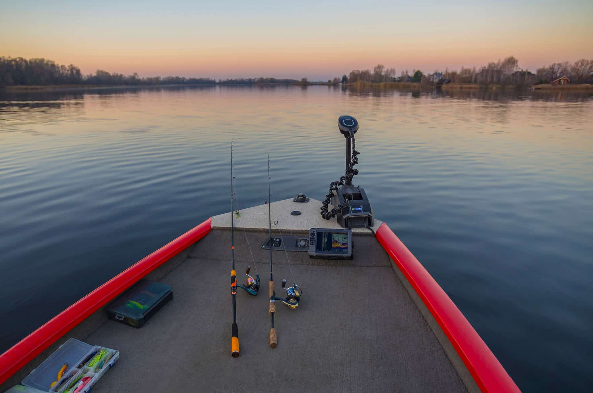 How to install fish finder on a bass tracker