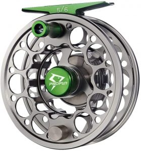 Piscifun Sword best Fly Fishing Reel saltwater