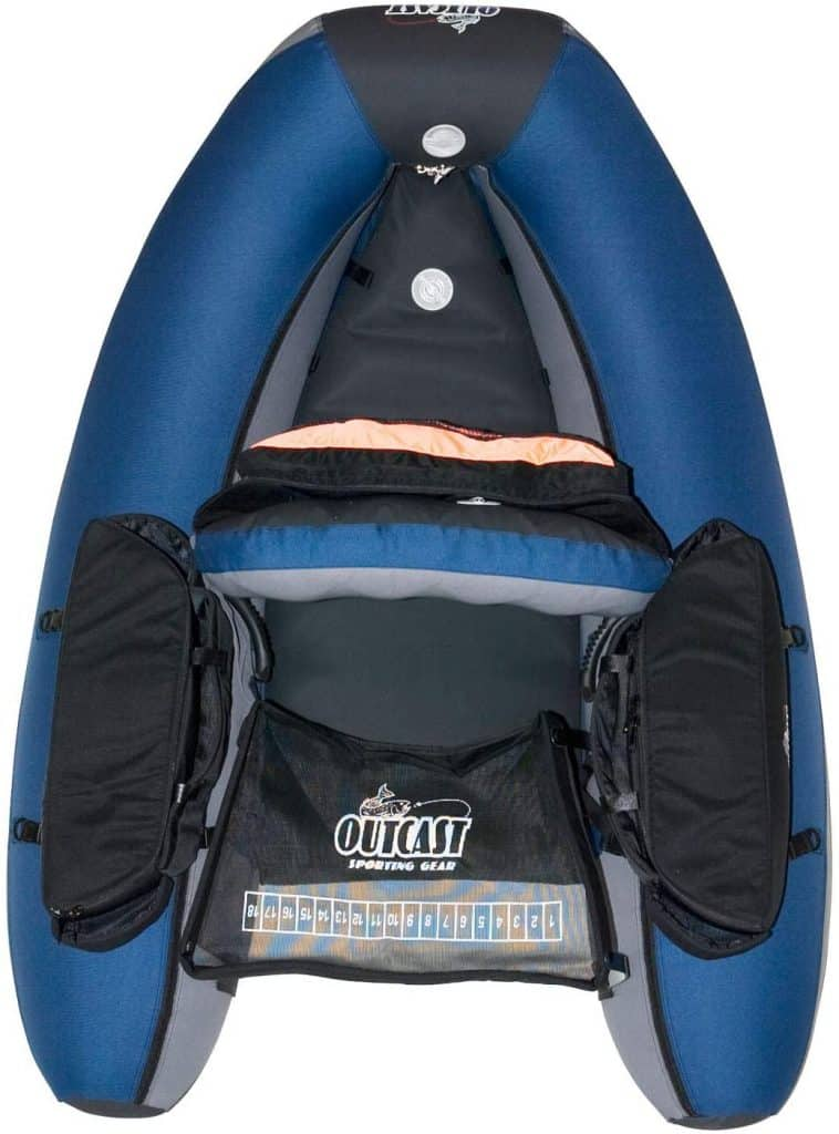 Prowler Fishing Float Tube by Outcast Boats