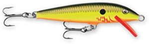Rapala Original Floater lure for trout