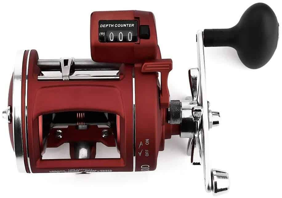 Saltwater Electric Spinning Reel by SmartLife