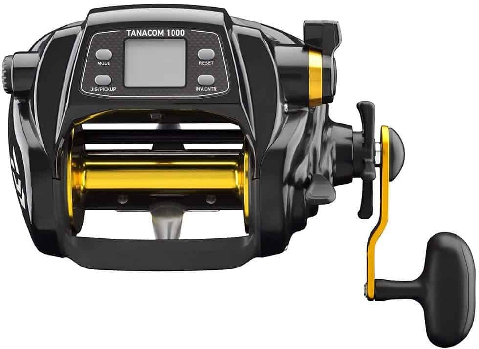 Tanacom 1000 Electric Fishing Reel by Daiwa