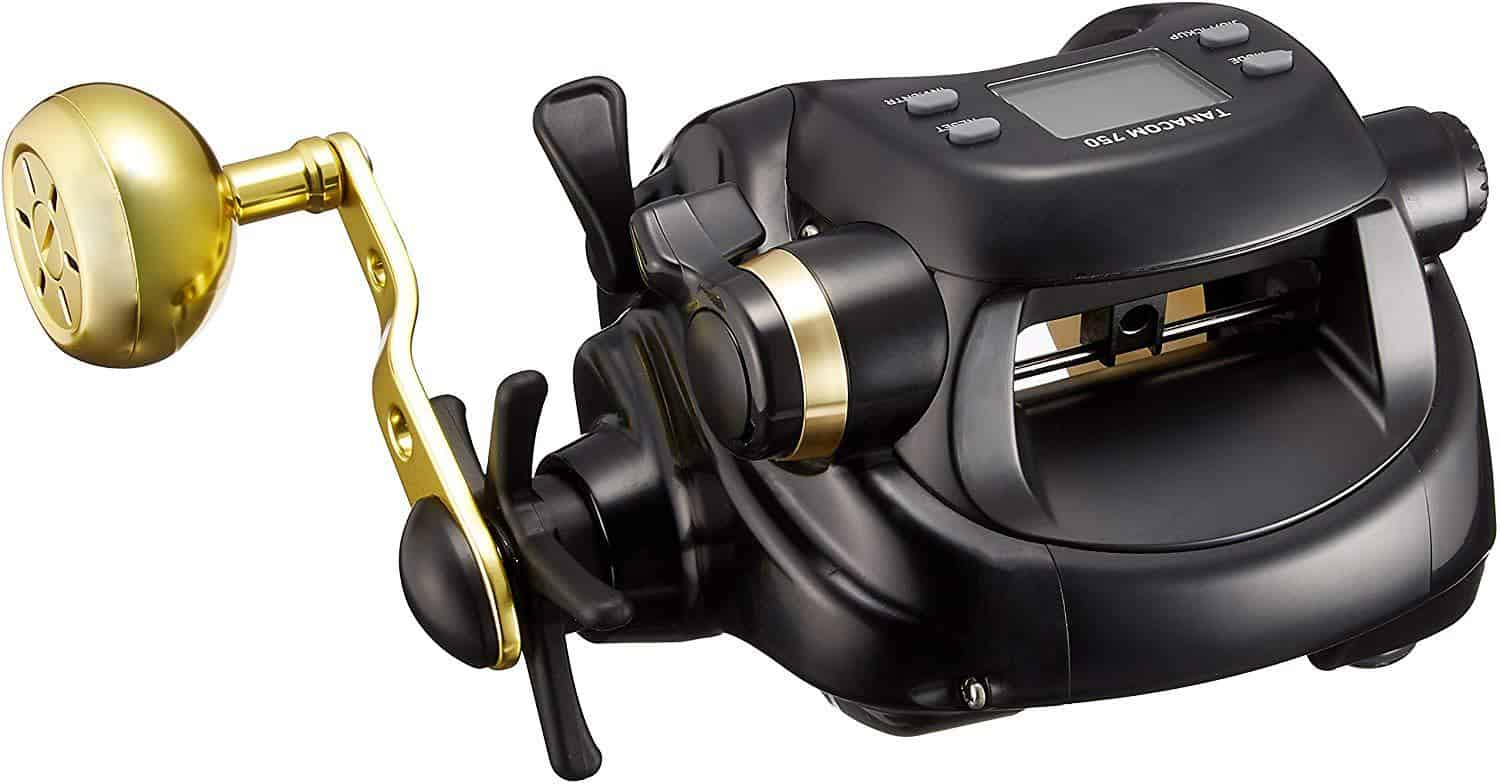 Tanacom 750 Electric Fishing Reel by Daiwa