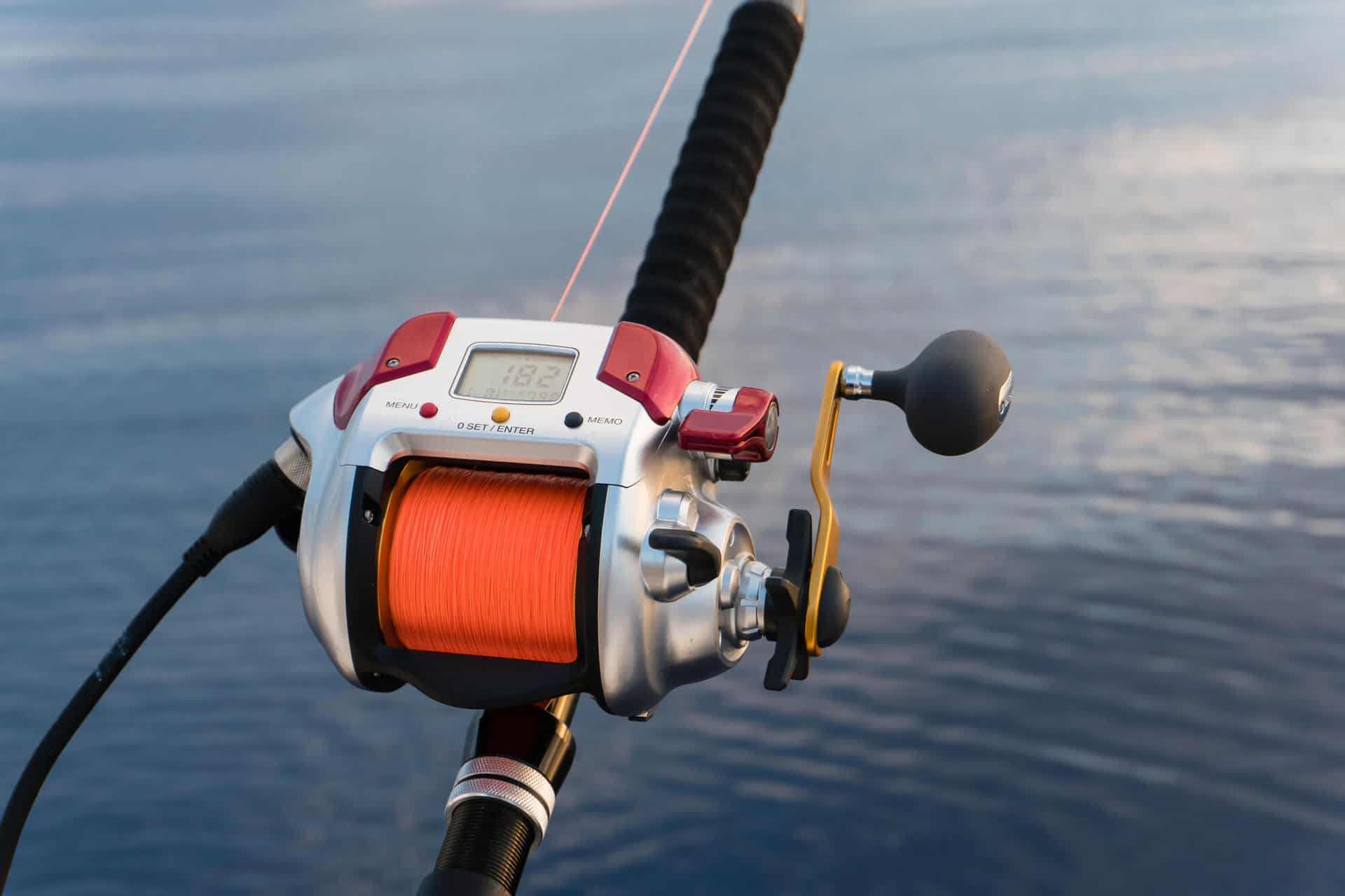 best electric fishing reel