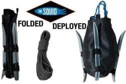 the squid anchor system