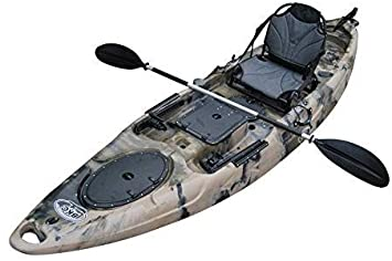 11.5-foot Riptide Angler by Brooklyn Kayak Company