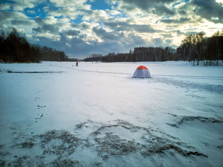 Best Ice Fishing Tents and Shelters