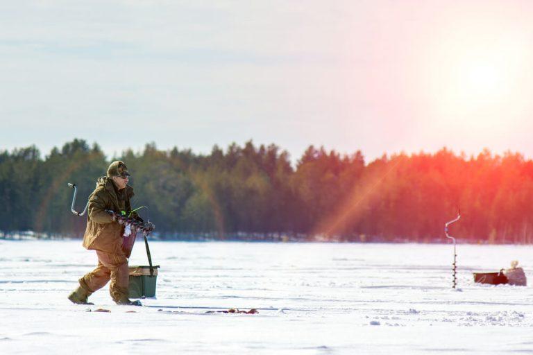 Best Ice fishing camera
