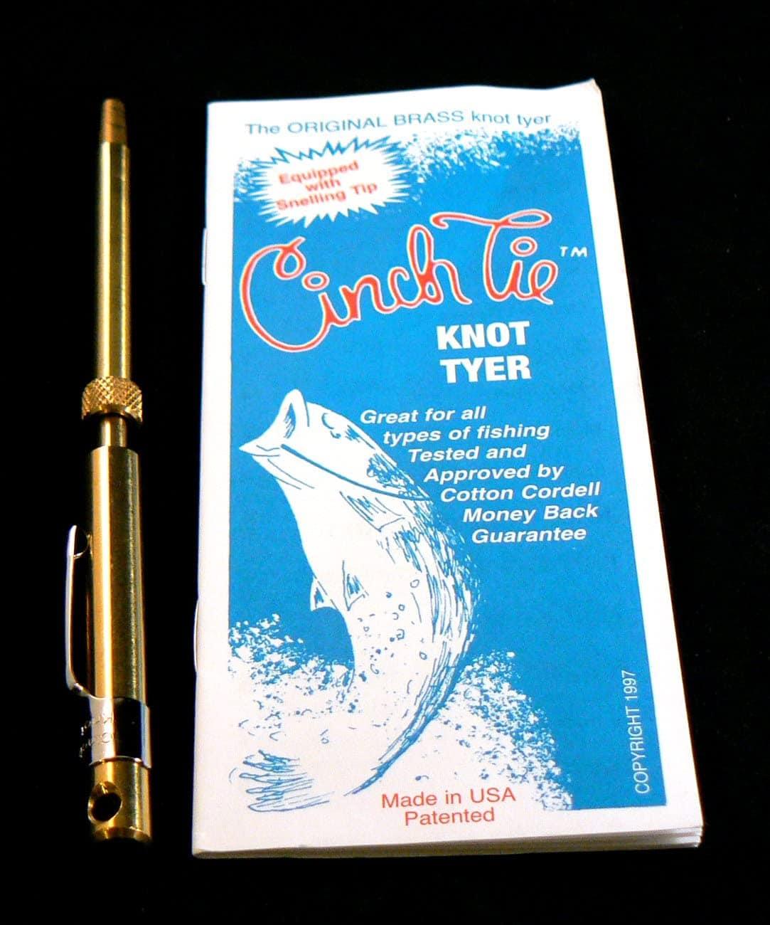 Cinch Fishing Knot Tyer