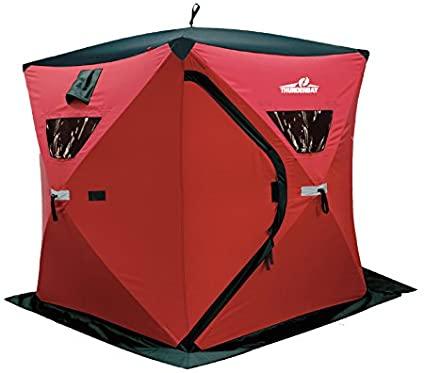 . Ice Cube Portable Shelter by Thunderbay
