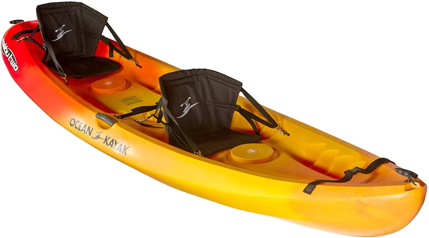 Malibu Tandem Recreational Kayak by Ocean Kayak
