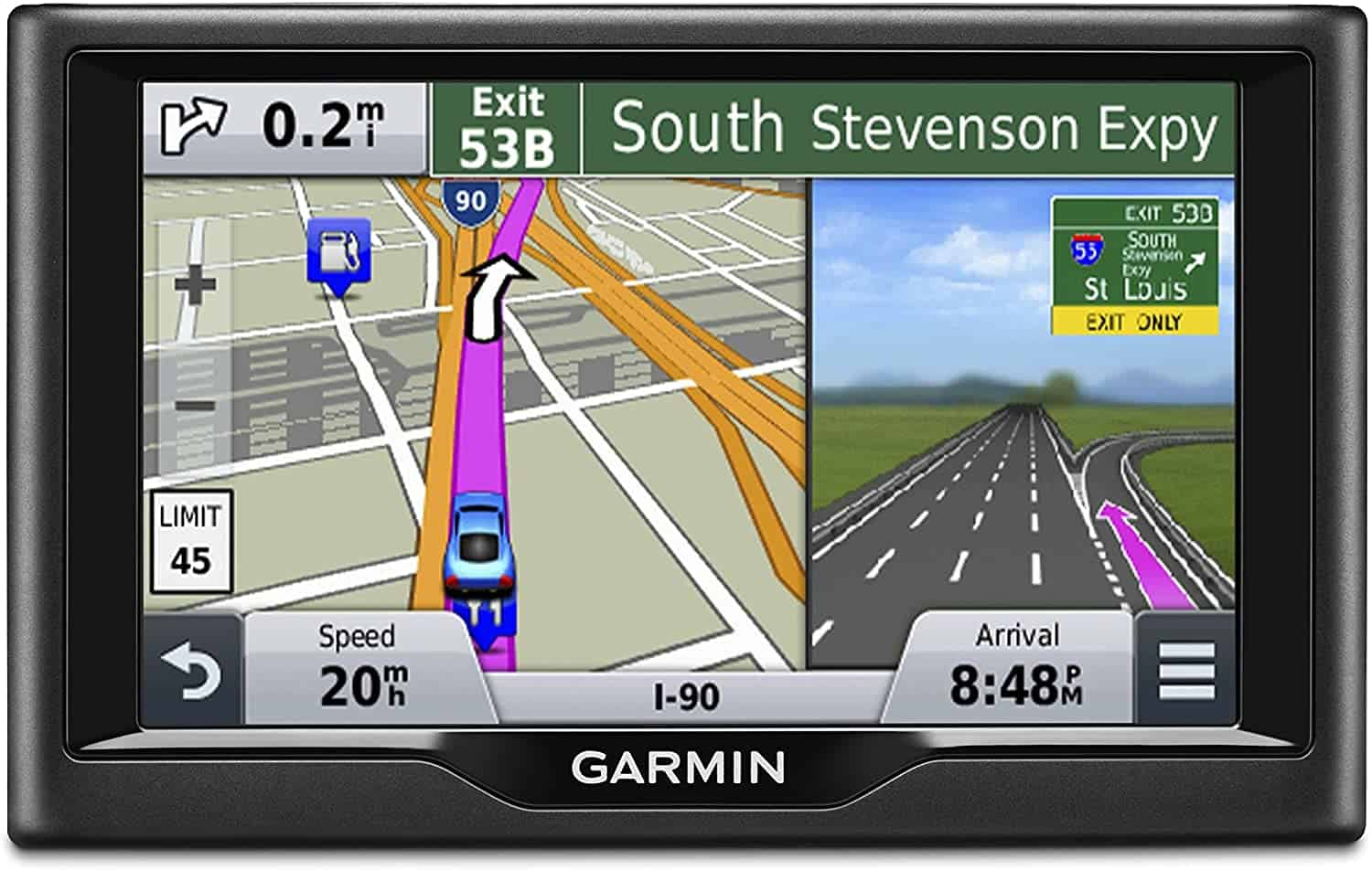 Nuvi 57LM GPS Navigation by Garmin