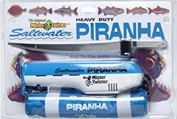Piranha Electric Knife by Mister Twister
