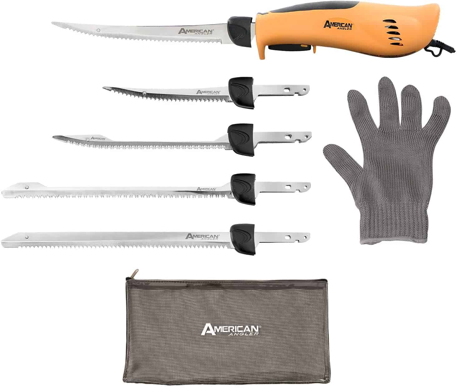 Professional Grade Electric Fillet Knife by American Angler PRO