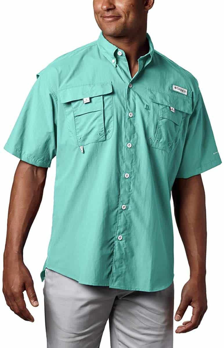 Short Sleeve Fishing Shirt by Columbia