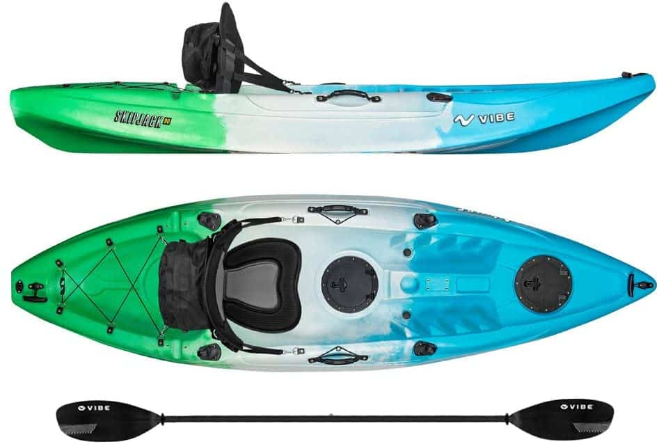 Skipjack 90 by Vibe Kayak