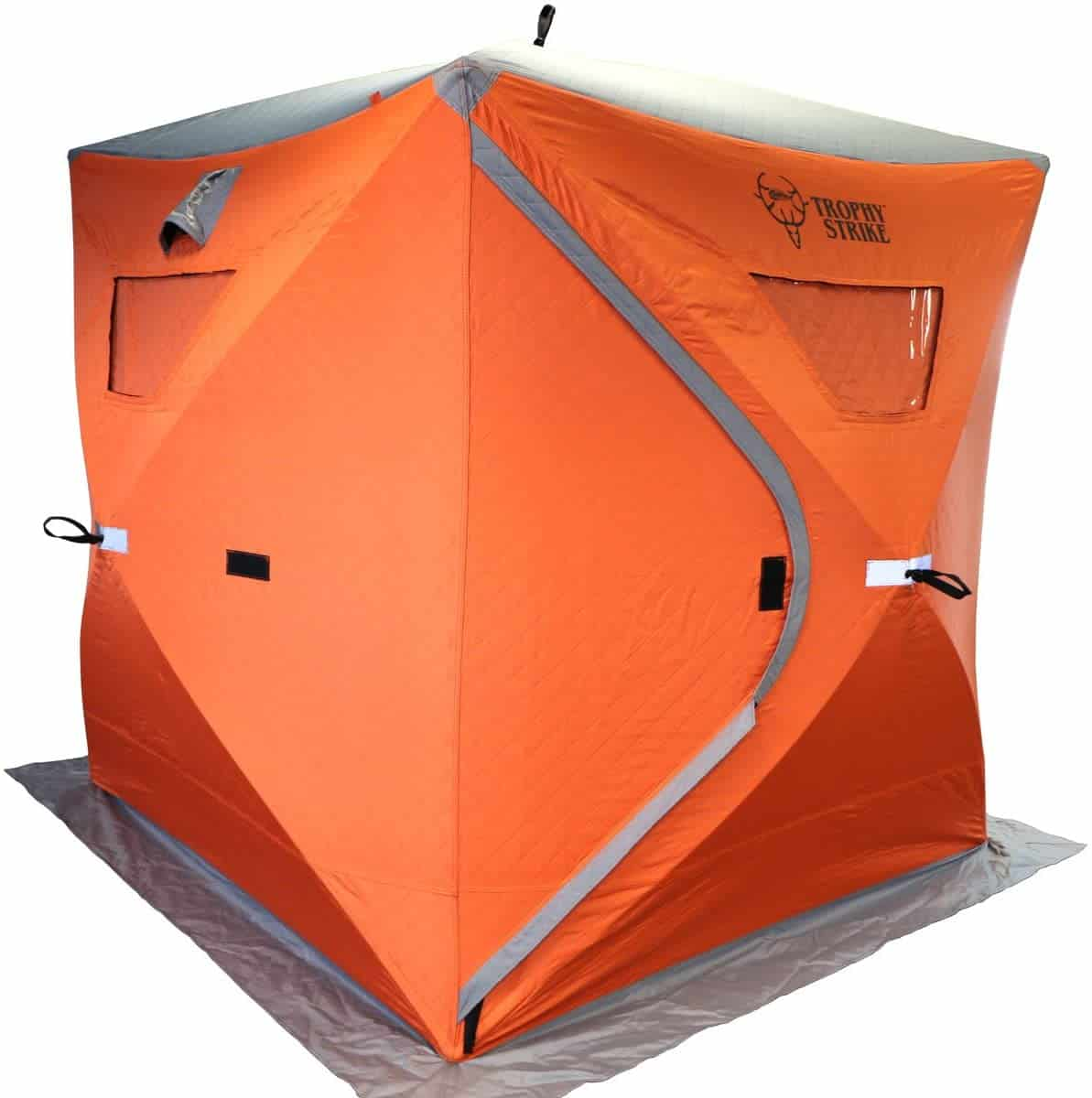 Thermal Ice Fishing Shelter by Trophy Strike