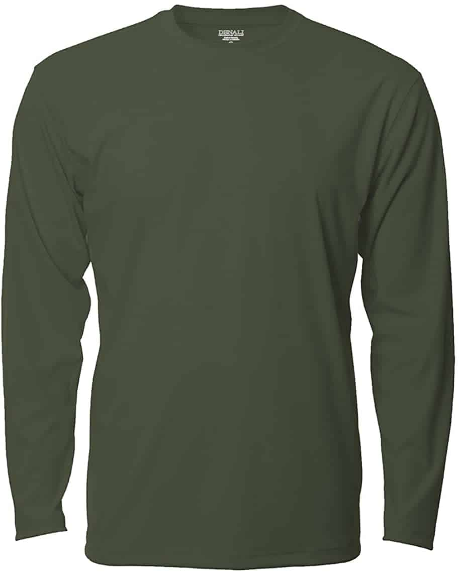 UPF 50 + Long Sleeve Fishing Shirt by Denali
