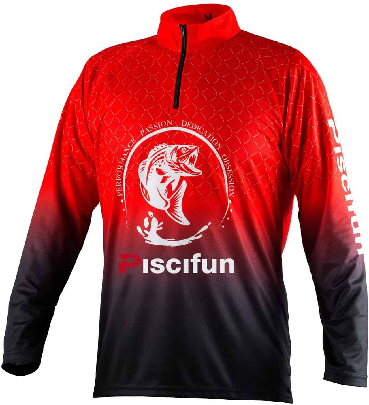 UPF Long Sleeve Fishing Shirt by Piscifun