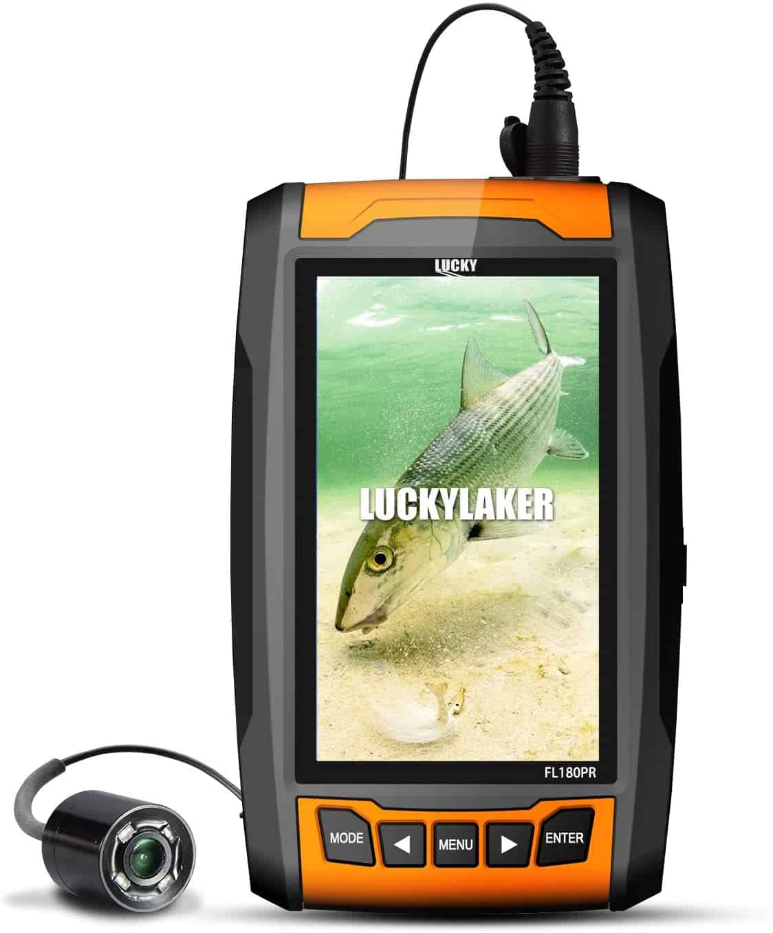 Video Camera for Underwater Fishing by Lucky