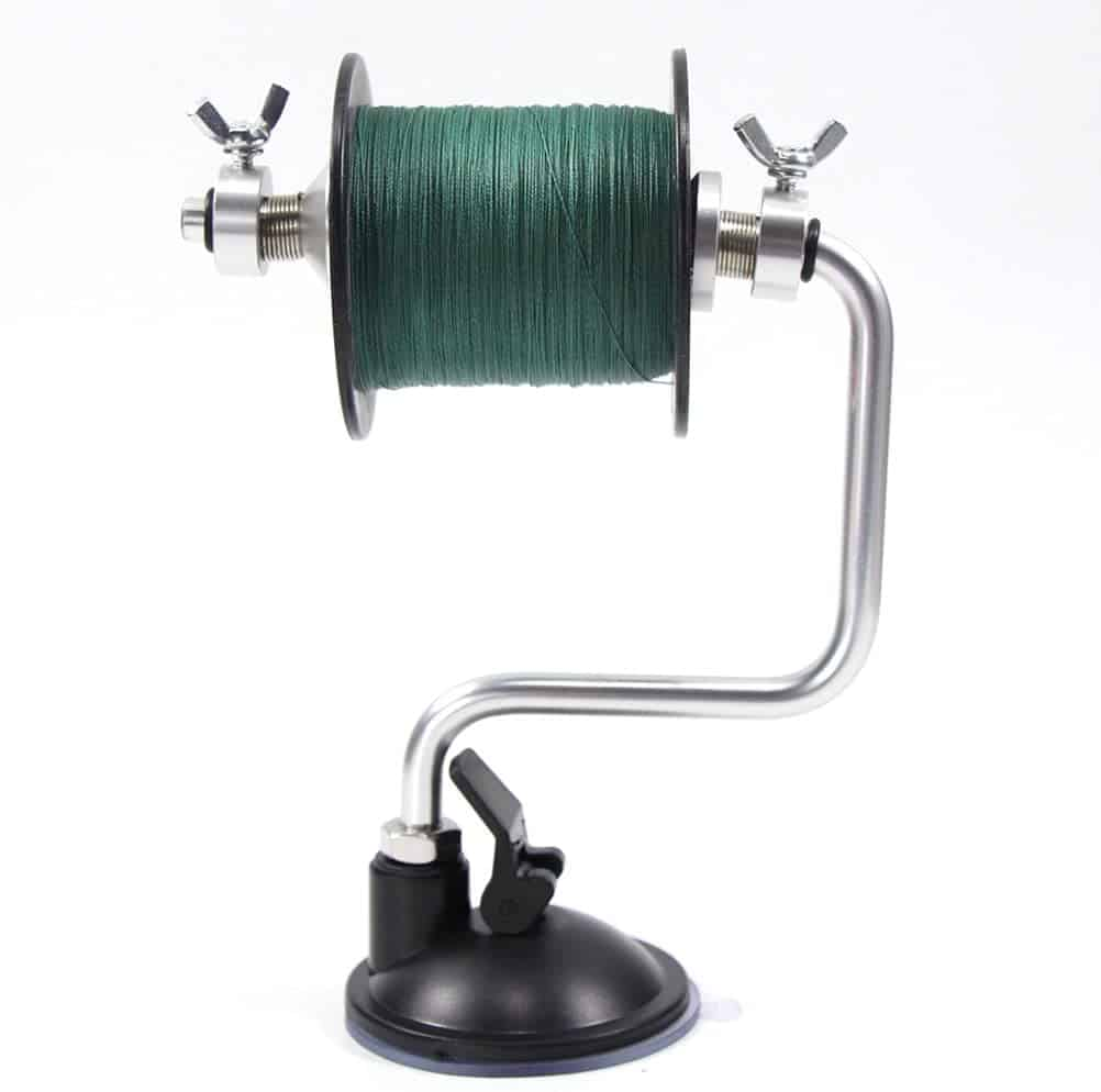 Adjustable Fishing Line Spooler by Croch