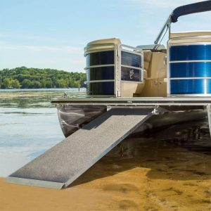 Aluminum-Pontoon-Boat-Ramps-Pontoon-Boat-Accessories
