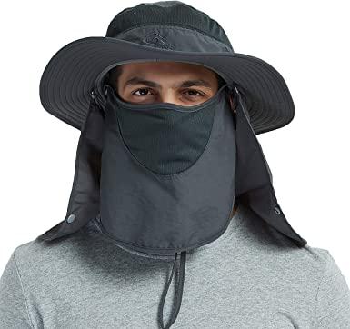 DDyoutdoor Outdoor Sun Protection Fishing Hat