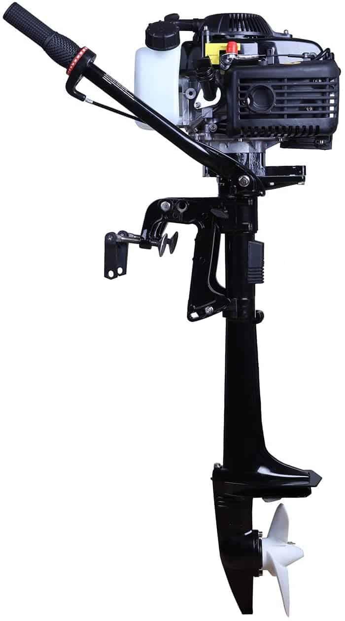 Four-Stroke Outboard Motor by Leadallway